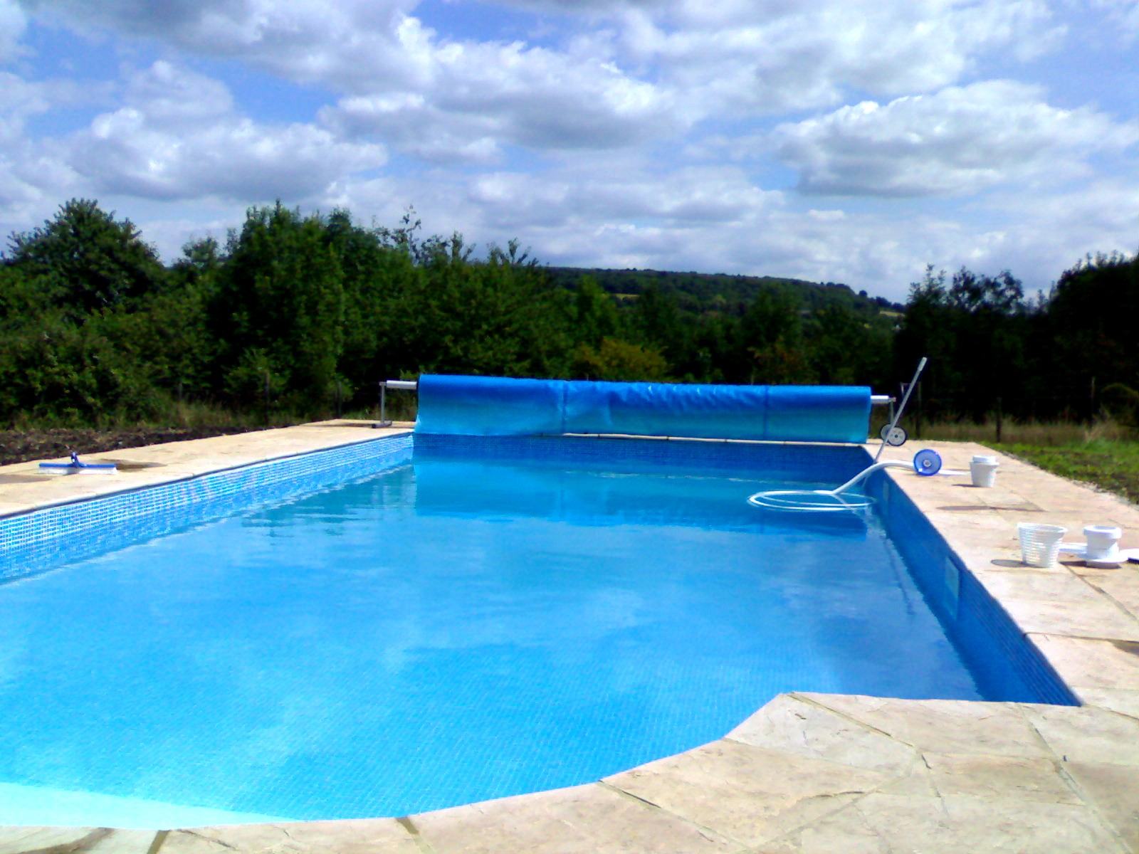 Pick The Best Pool Chemicals For The Swimming Pool Solar Pool Cover Protects Your Good Times