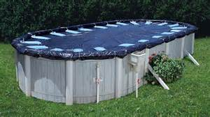 When is the best time to close above ground swimming pool for the winter season solar pool for How to close your swimming pool for winter